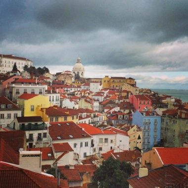 Lissabon: a first impression
