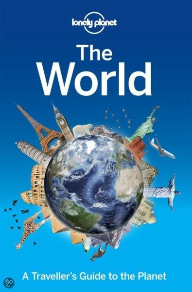 lonely planet world