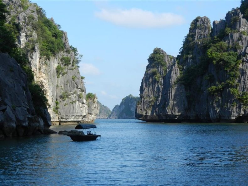 Halong Bay afternoon