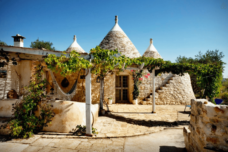 Trullo Aromatic Italie