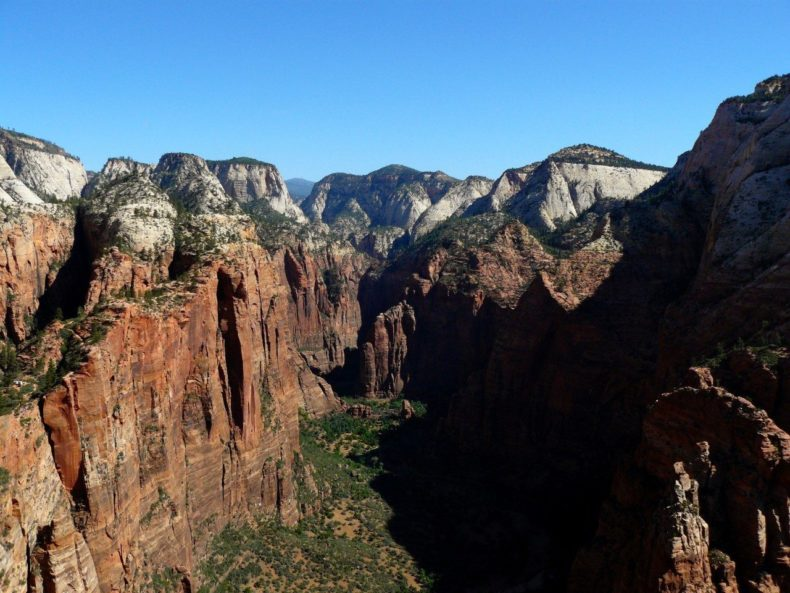 Zion Canyon North Side