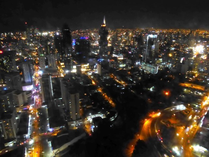 panama city-night