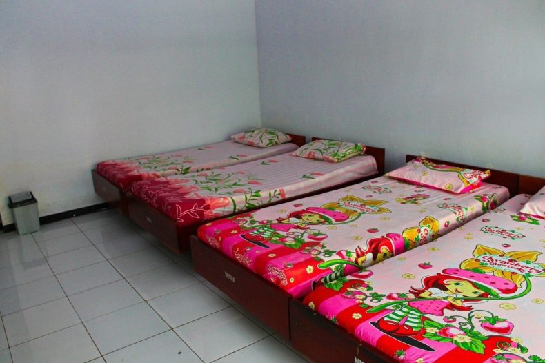 Indonesia-Java-Sukamade-accommodation