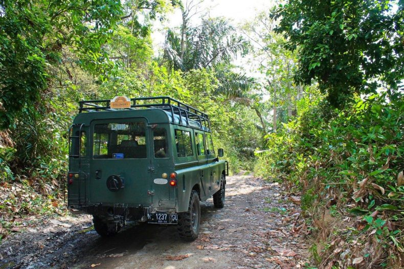 Indonesia-Java-Sukamade-Jeep-tour