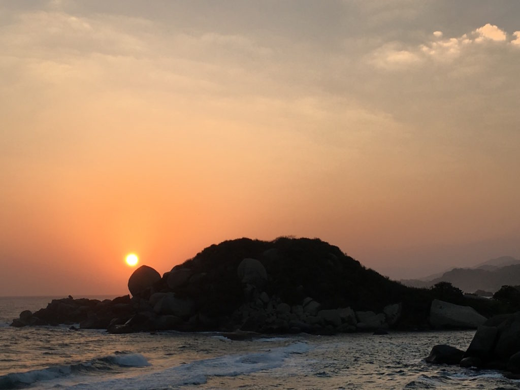 zonsopgang-tayrona-national-park-colombia