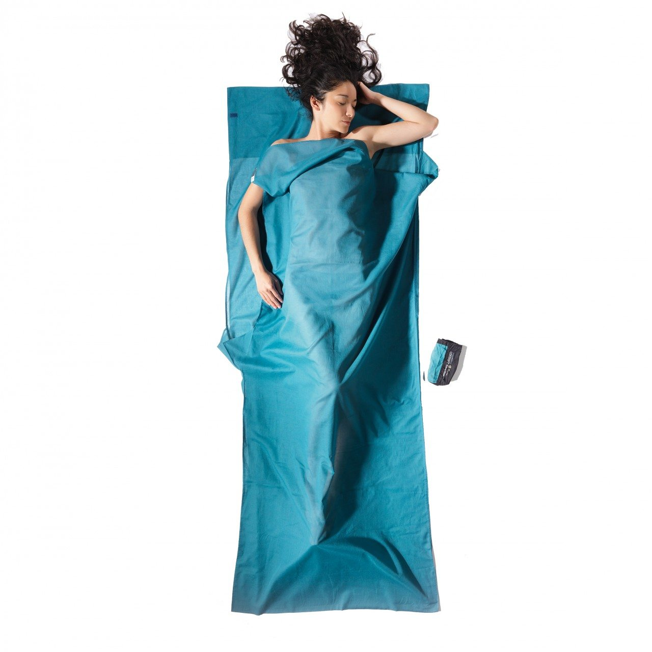 Cocoon lakenzak met insect shield