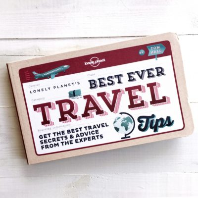 best ever travel tips boek