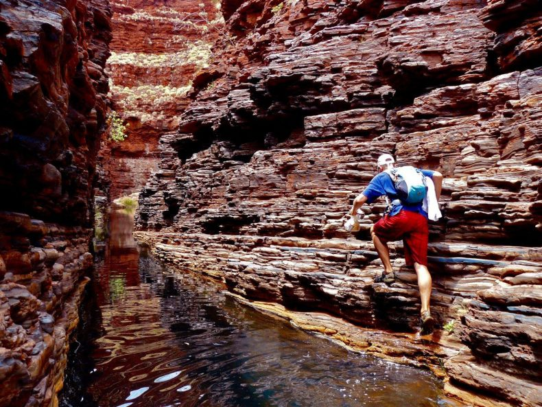 Karijini-Red-Gorge