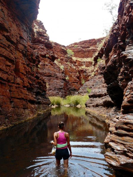 Red-Gorge-Karijini