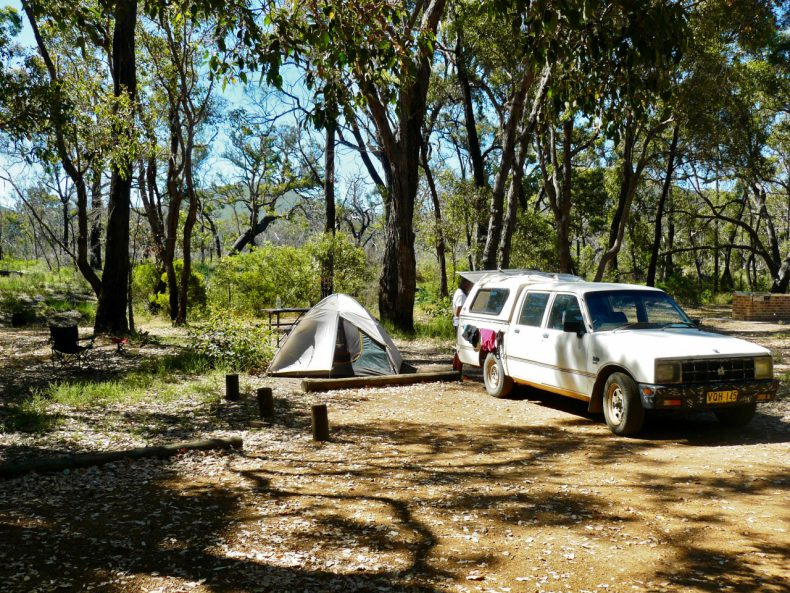 Camping-Stirling-Range
