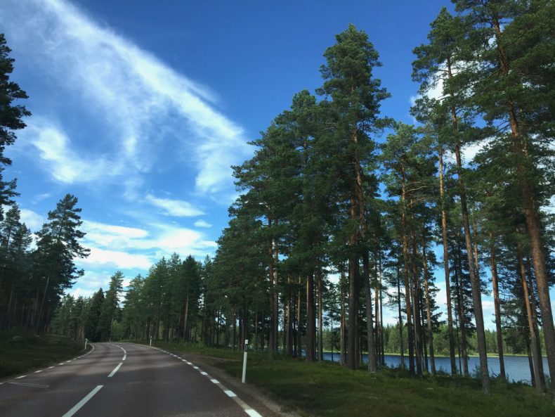 Zweden-roadtrip