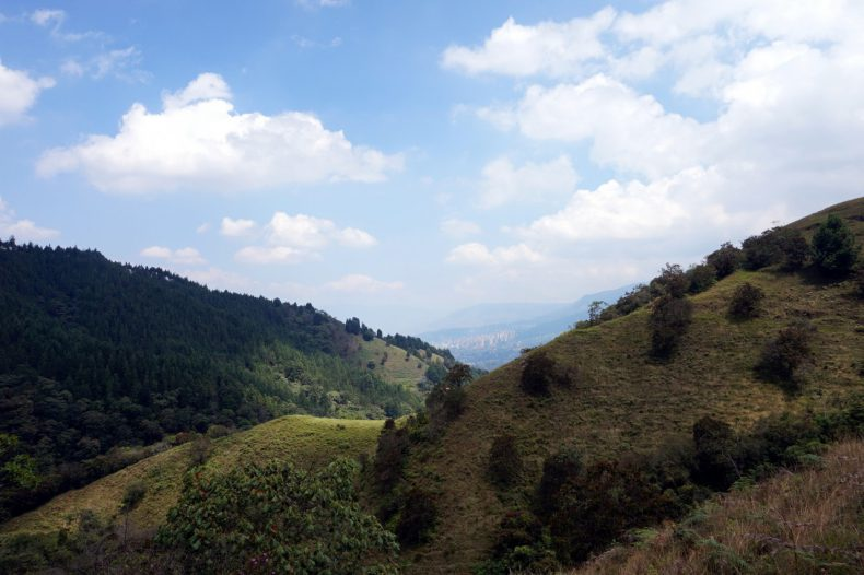 Colombia-Medellin-View-Hike