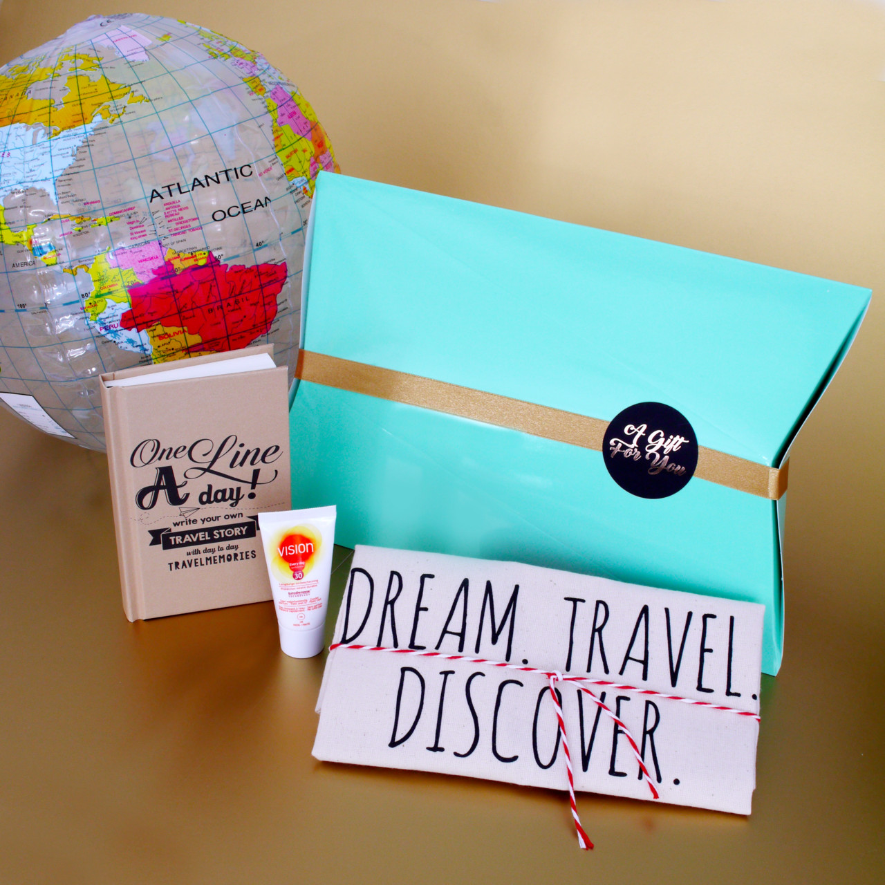 Giftbox Happy Travels