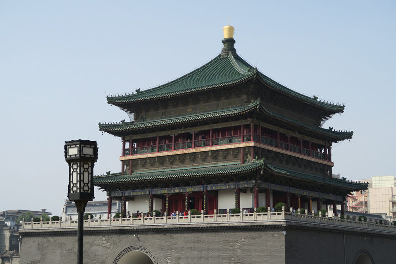 China_Xian_Bell_tower