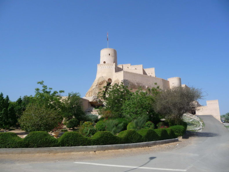 Fort in Oman