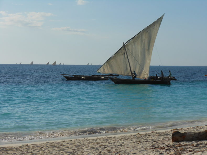 dhow-boot