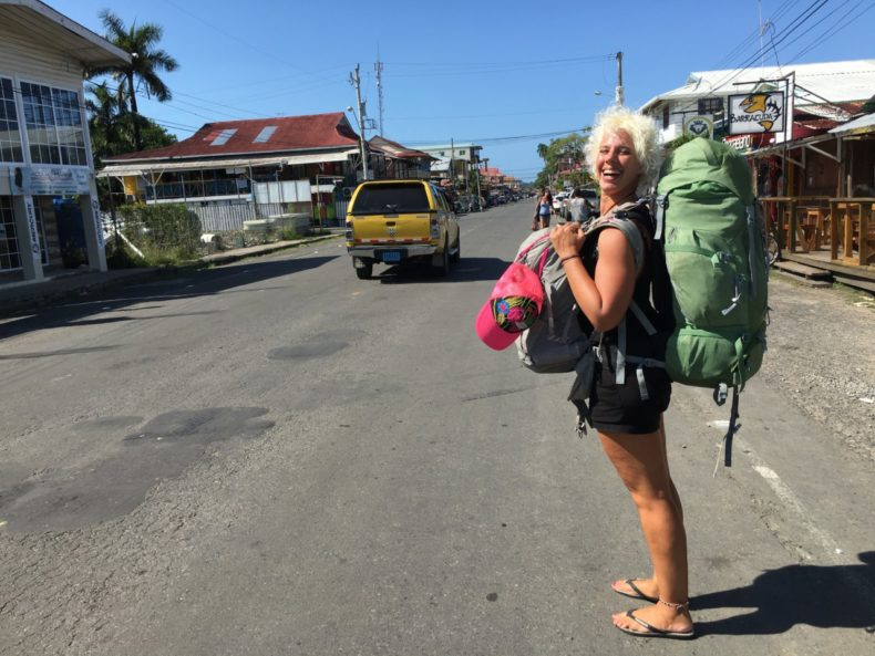Backpacken-panama