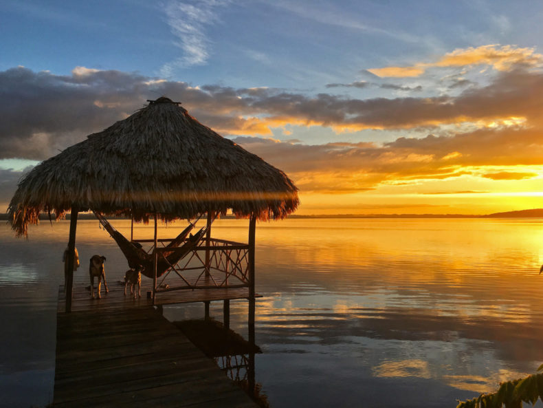 lake-peten-itza-airbnb