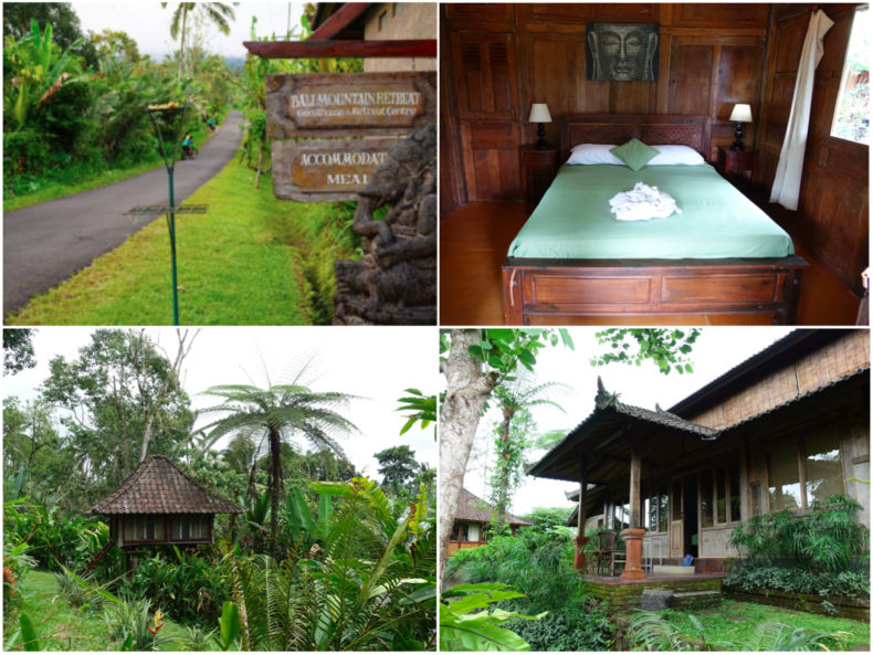 rondreis bali mountain retreat