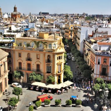 Stedentrip Sevilla, Spanje: De highlights!