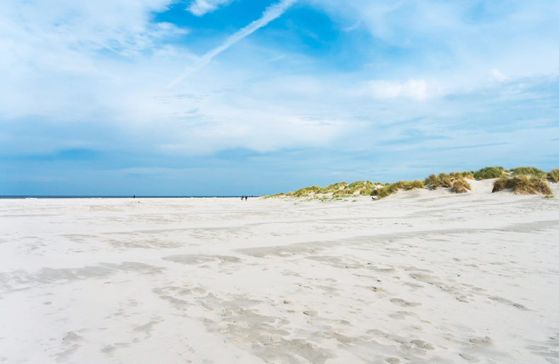 weekend Schiermonnikoog strand