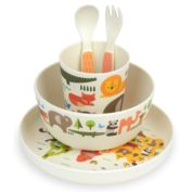 bamboe-kinderservies-petit-collage-eetset-wereld