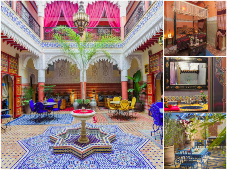 Riad Marrakech - Riad Blue