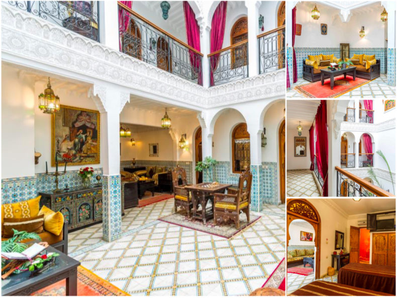 Riad Marrakech - Riad Mouna