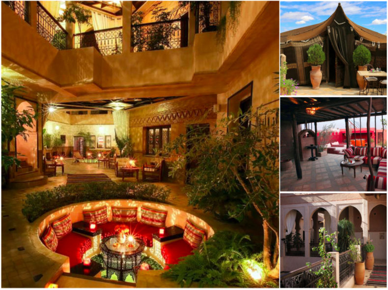 Riad Marrakech - Riad Sources