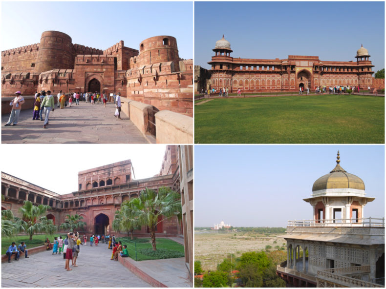 rode fort agra