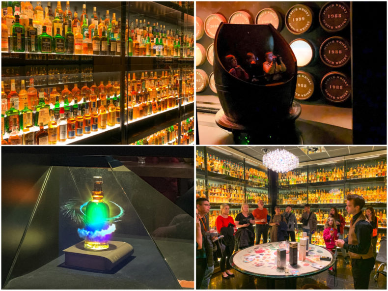 whisky experience edinburgh