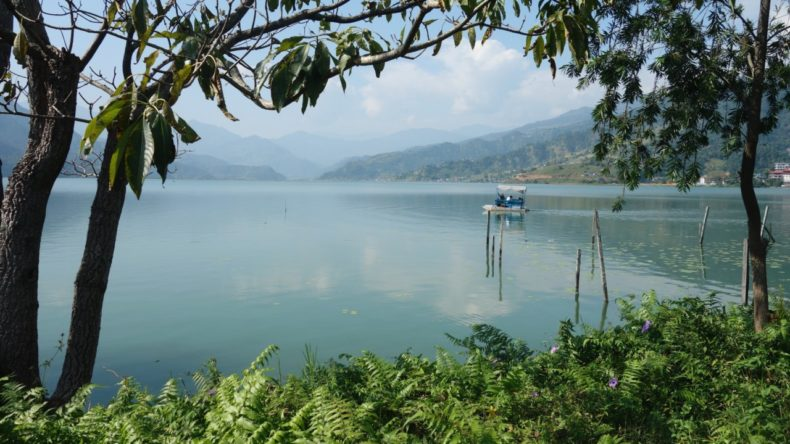 Pokhara Lake Side Nepal