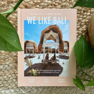 we like bali boek