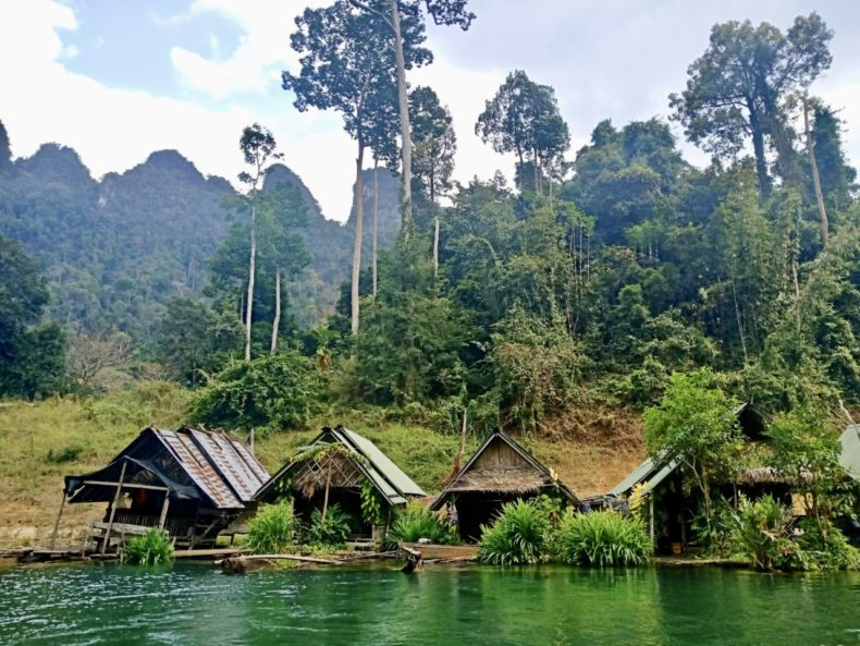Khao Sok national park tours