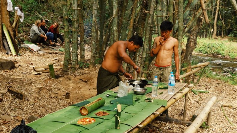 Hike Hsipaw Shan State