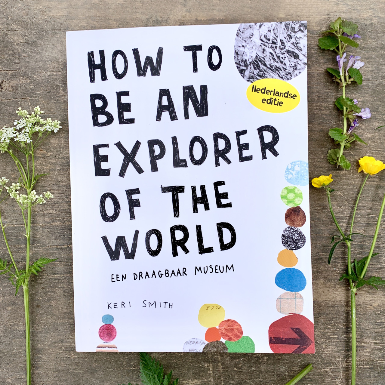 Doeboek: How to be an explorer – Keri Smith