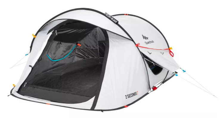 2-persoons pop-up tent